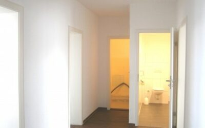 Vermietet: gepflegte, geräumige Wohnung in Bahnhofsnähe