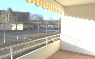 Vermietet: geräumige Erdgeschosswohnung in schöner Nordstadtlage