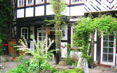 Verkauft: Bildschön rekonstruiertes Fachwerkhaus mitten in der Hamelner Altstadt